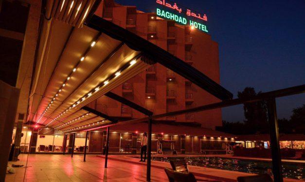 مشروع فندق بغداد